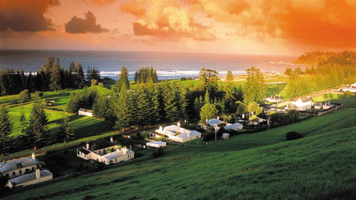 Cruise to Norfolk Island, Tonga, Fiji & Vanuatu (Brisbane Return, July 2022)