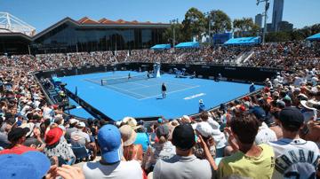Australian Open Tennis Cruise (Sydney roundtrip, Jan 2022)