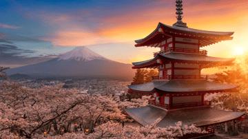 Big Balcony Sale: Circle Japan on the Queen Elizabeth (April 2023)