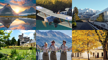 Fly to New Zealand + See Warbirds Over Wanaka + Tour New Zealand with the Travel at 60 community! (April 2022)
